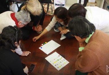 Taller de apropiación de la metodología Neues Lernen en la ciudad de Lima.