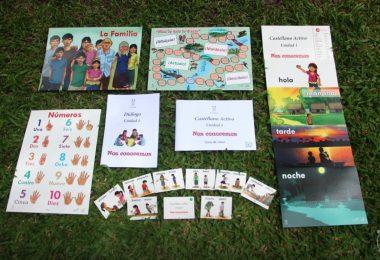 Materiales elaborados para la formación docente y las escuelas EIB.