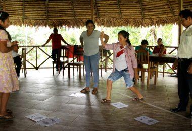 """Desarrollo del """"Diplomado de metodologías activas para la enseñanza del castellano como segunda lengua"""" dirigido a docentes en ejercicio de los pueblos Kichwa, Shawi y Awajún"""
