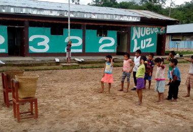 Desarrollo del método Castellano Activo en la práctica profesional en escuela EIB del pueblo Shawi